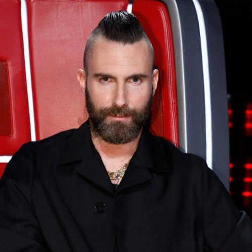 50 Celebrity Hairstyles For Men - Men's Hairstyle Swag |Haircut Beard Adam Levine