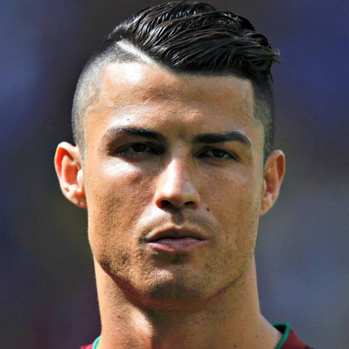 Cristiano Ronaldo Haircut Men S Hairstyles Haircuts 2017