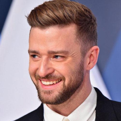 Best Justin Timberlake Haircuts