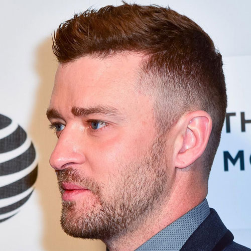 Best Justin Timberlake New Hairstyle