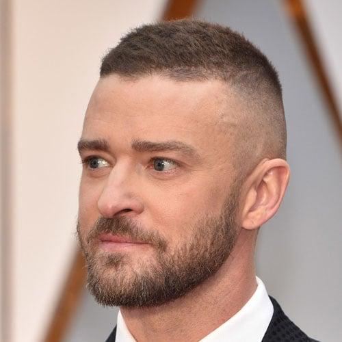 Best Justin Timberlake Short Hair