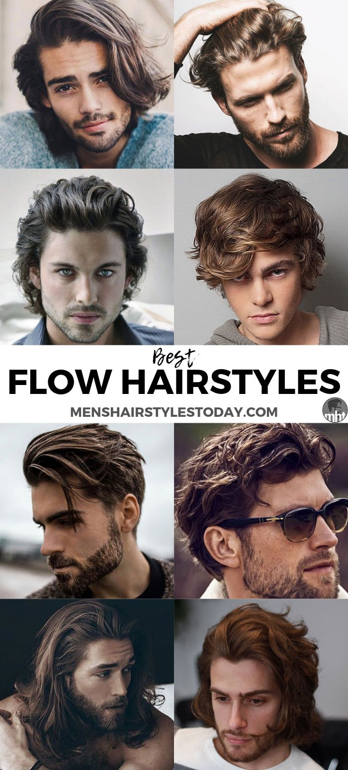 Best Men's Flow Hairstyles