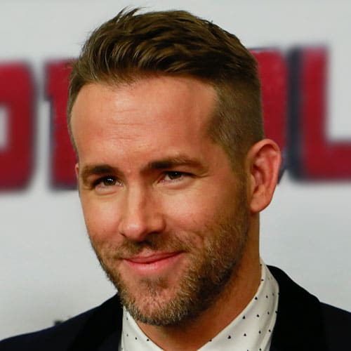 Ryan Reynolds Haircut Men S Hairstyles Haircuts 2017