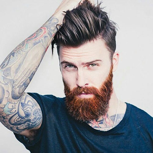 Magnificent 16 Hot Hipster Hairstyles Men39S Hairstyles And Haircuts 2017 Short Hairstyles Gunalazisus