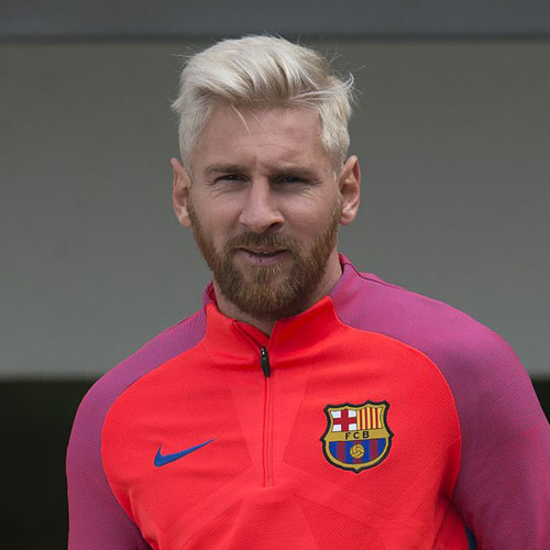 Surprising Lionel Messi Haircut Men39S Hairstyles And Haircuts 2017 Short Hairstyles Gunalazisus