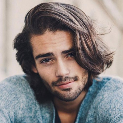 Men's Flow Hair