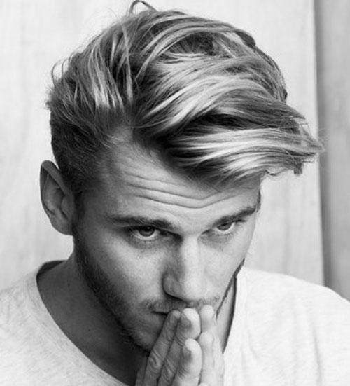 Awe Inspiring 23 Modern Hairstyles For Men Men39S Hairstyles And Haircuts 2017 Short Hairstyles Gunalazisus