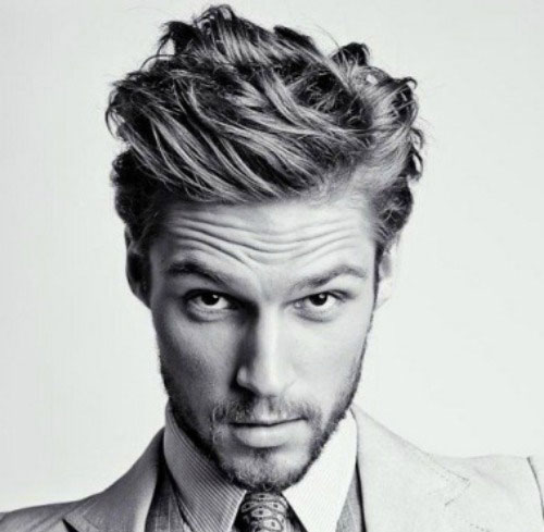 Stupendous 23 Modern Hairstyles For Men Men39S Hairstyles And Haircuts 2017 Short Hairstyles Gunalazisus