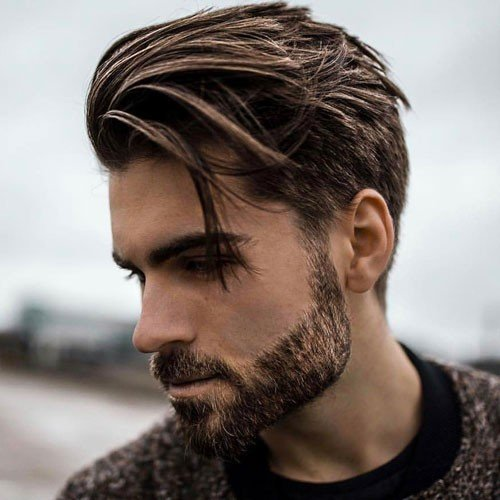 Short Flow Haircut