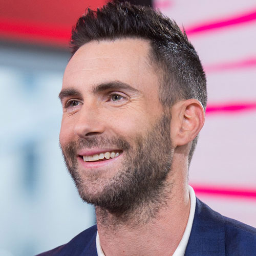 The Best Adam Levine Haircuts Hairstyles 2021 Update