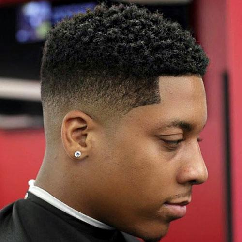 Fantastic Top 27 Hairstyles For Black Men Men39S Hairstyles And Haircuts 2017 Hairstyles For Men Maxibearus