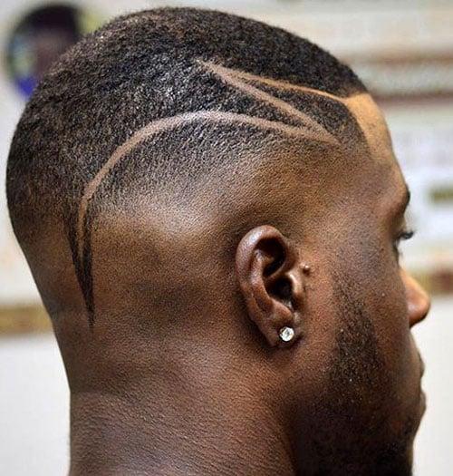Black Men Hairstyles - Low Fade