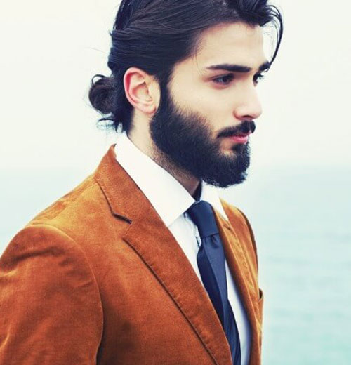 Wondrous 17 Business Casual Hairstyles Men39S Hairstyles And Haircuts 2017 Hairstyles For Men Maxibearus