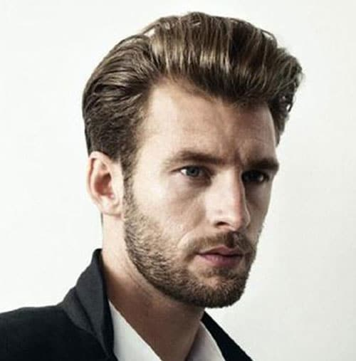 Superb 17 Business Casual Hairstyles Men39S Hairstyles And Haircuts 2017 Hairstyles For Men Maxibearus