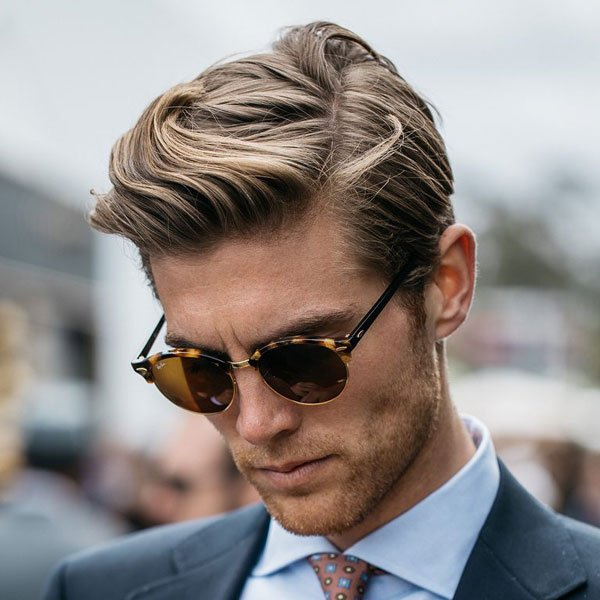 50 Best Business Professional Hairstyles For Men (2020 Styles