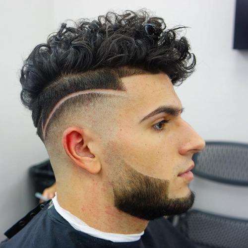 Discover Top 90 Mens Curly Haircut Styles Latest Guide