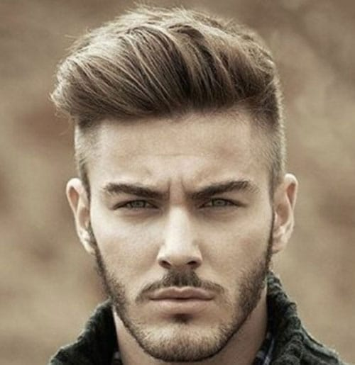 25 Cool Hairstyles For Men | Men\'s Hairstyles + Haircuts 2018