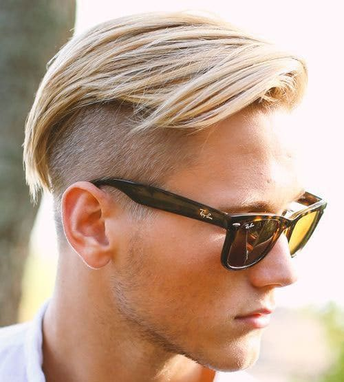 Pleasant 25 Cool Hairstyles For Men Men39S Hairstyles And Haircuts 2017 Short Hairstyles Gunalazisus