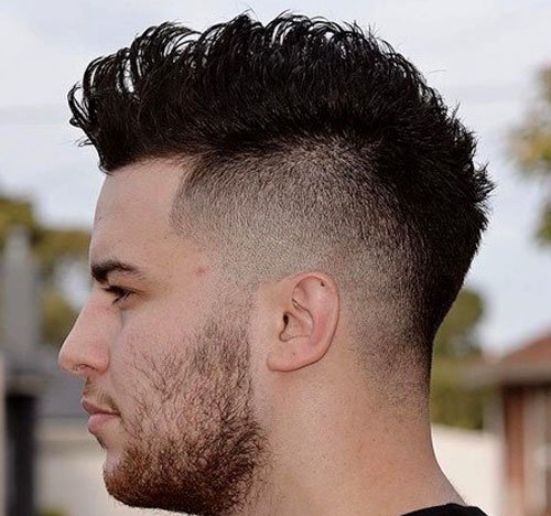Awesome 21 Top Men39S Fade Haircuts Men39S Hairstyles And Haircuts 2017 Hairstyles For Women Draintrainus