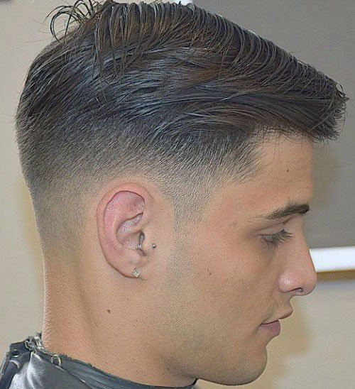 Fade Haircut   Taper Fade