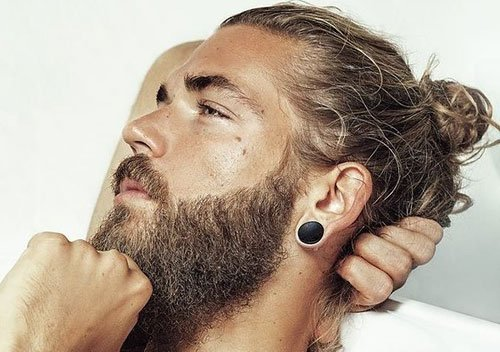 W Hairstyle: Long Hair For Men (2019 Guide