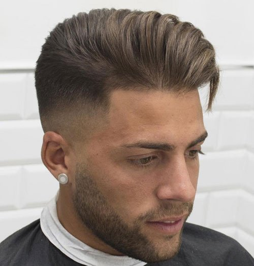 Perfect High Fade Haircut