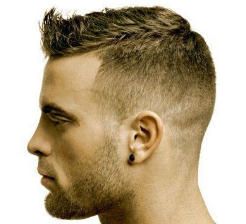 Top High Fade Haircuts