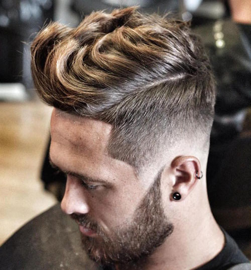 35 New Hairstyles For Men In 2018 Men S Hairstyles
