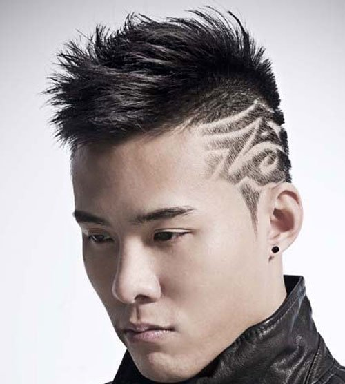 Perfect There Are Endless Variations Of Hair Designs, But This One Is Paired With  An Awesome Fade Haircut. What Makes The Fade So Cool Is How Versatile Yet  Low ...
