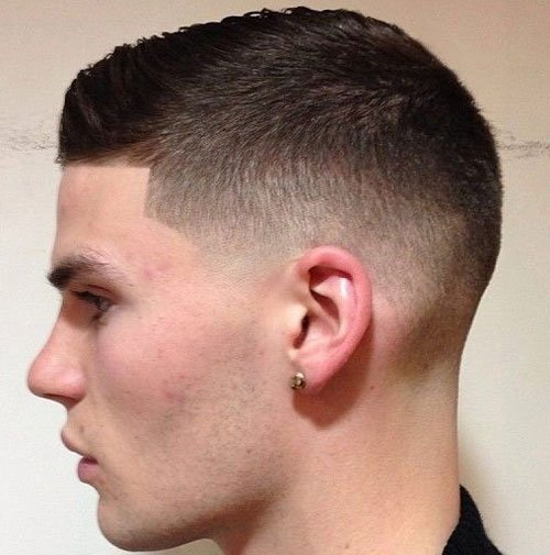 High and Tight Haircuts - Men's Hairstyles and Haircuts 2016