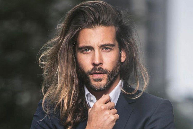 How To Grow Long Hair Men