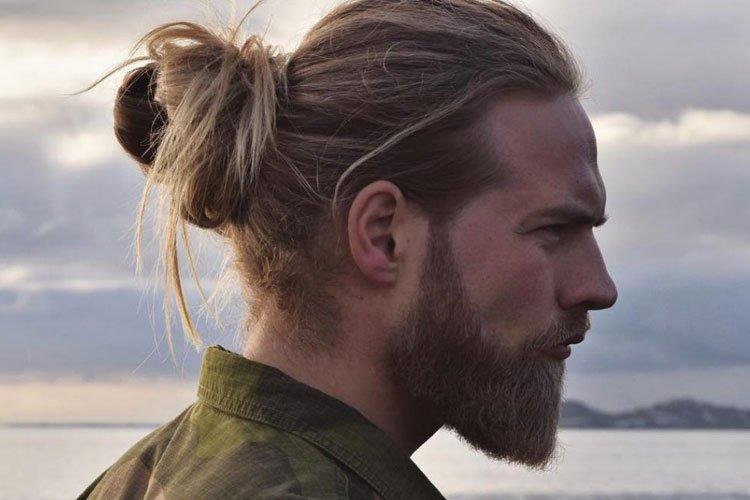 How To Style Hair When Growing Out Men