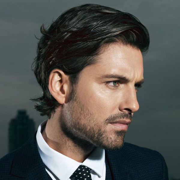 Medium Length Trend 2020 Hairstyles Men 21