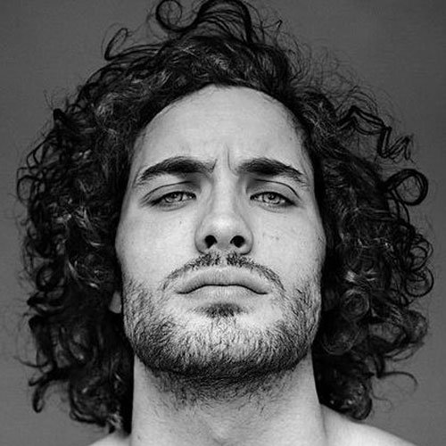 Top 30 Best Curly Hairstyles For Men 2019 Update