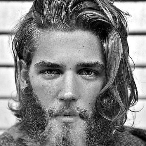 Long Hair For Men (2019 Guide