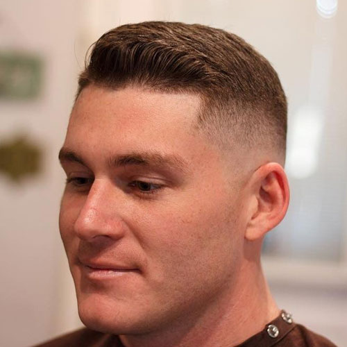 Long High and Tight + Edge Up