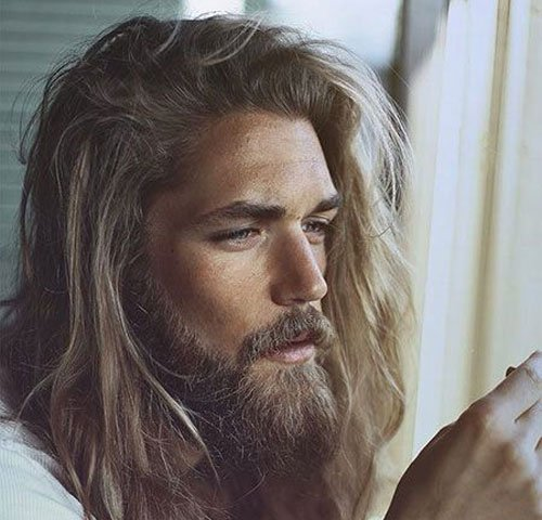 How to grow your hair out long hair for men mens hairstyles mens long hair urmus Gallery