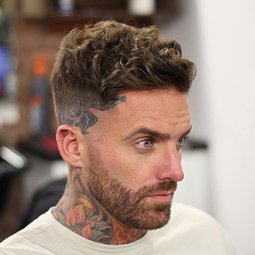 39 Best Curly Hairstyles Haircuts For Men 2019 Guide