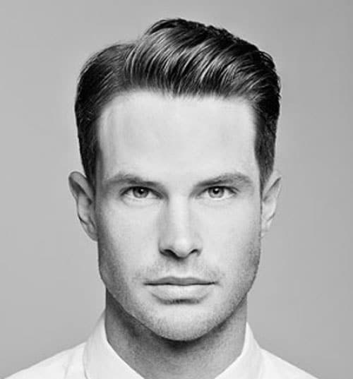 Beautiful Professional Hairstyle. Professional Hairstyles For Men