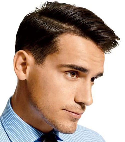 Young professional haircuts