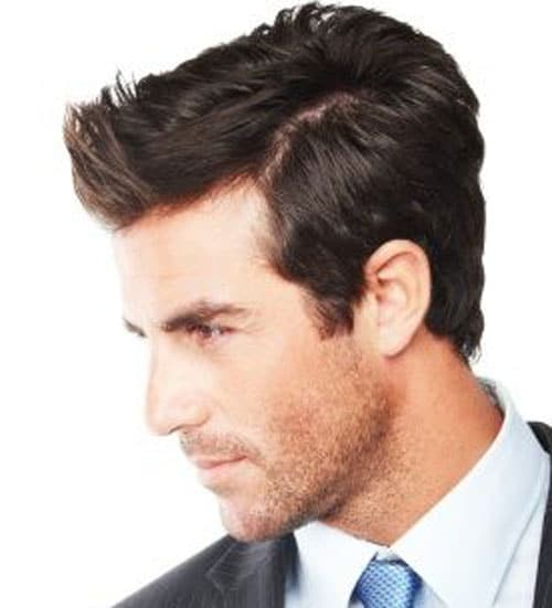 Professional Long Men's Hairstyles