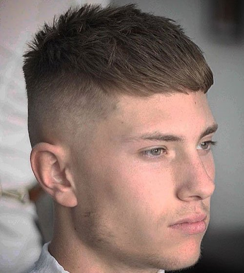 Stupendous 35 New Hairstyles For Men In 2017 Men39S Hairstyles And Haircuts 2017 Short Hairstyles Gunalazisus