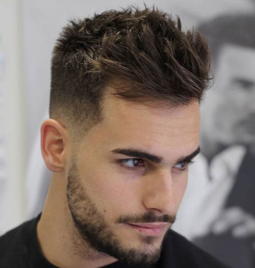 35 new hairstyles for men in 2017 mens hairstyles haircuts 2018 9 short sides with medium length hair on top urmus Images