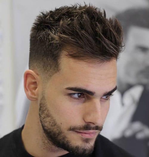 Strange 35 New Hairstyles For Men In 2017 Men39S Hairstyles And Haircuts 2017 Short Hairstyles Gunalazisus