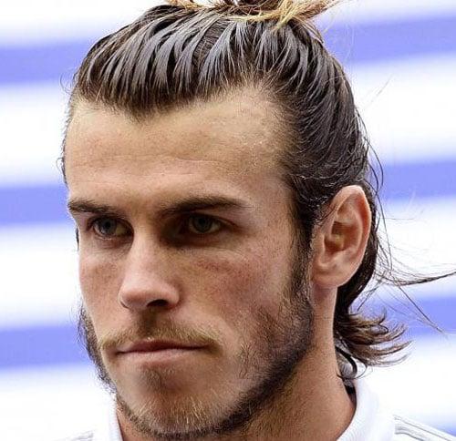 Soccer Player Haircuts - Gareth Bale