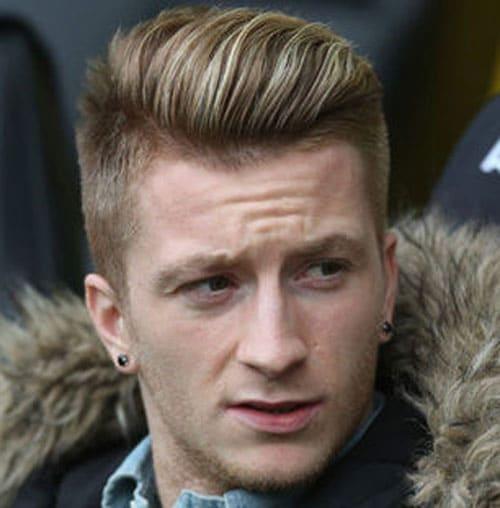 Soccer Haircut - Marcos Reus