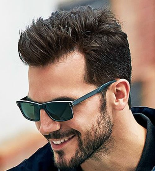 35 New Hairstyles For Men in 2018