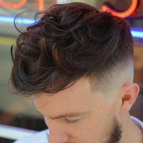 31 Cool Wavy Hairstyles For Men (2020 Haircut Styles)