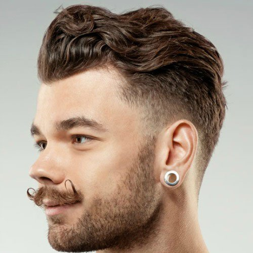 31 Cool Wavy Hairstyles For Men 2019 Guide