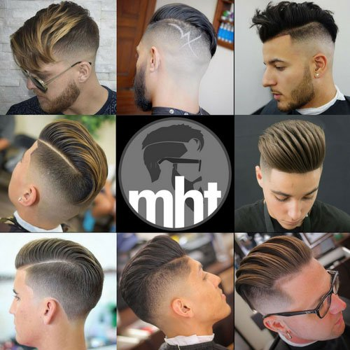 27 Best Undercut Hairstyles For Men 2019 Guide